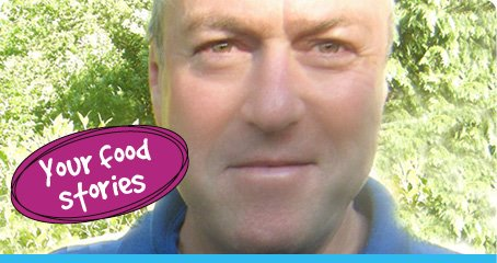 Your food stories - Mike